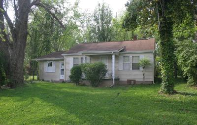Madisonville Single Family Home For Sale: 122 Gibson White Circle