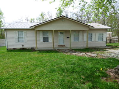 Crossville TN Single Family Home For Sale: $112,900