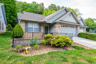Madisonville Condo/Townhouse For Sale: 123 Oak Place Circle