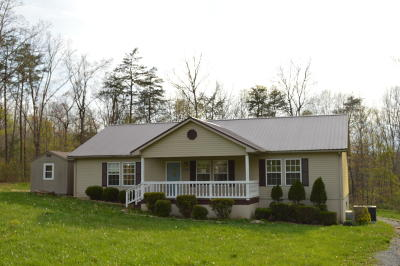 Single Family Home For Sale: 1369 Old Bean Shed Rd