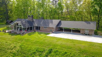 Single Family Home For Sale: 2335 Six Mile Rd