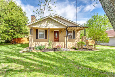 Knoxville Single Family Home For Sale: 331 Cedar Ave