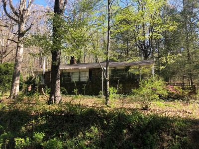 Single Family Home For Sale: 653 Hassler Mill Rd Rd