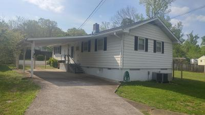 Anderson County Single Family Home For Sale: 126 Marshall Circle