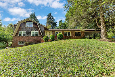 Powell Single Family Home For Sale: 6318 Cate Rd