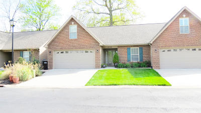 Knoxville Single Family Home For Sale: 5120 Rocky Branch Way