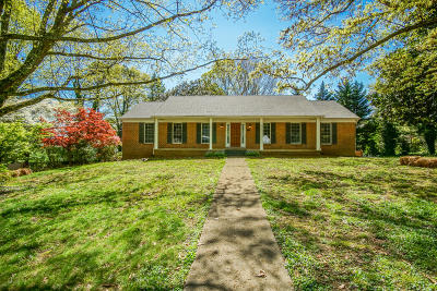 Knoxville Single Family Home For Sale: 11704 N Williamsburg Drive
