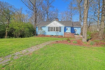 Knoxville Single Family Home For Sale: 5608 Lake Shore Drive