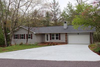Crossville TN Single Family Home For Sale: $199,900