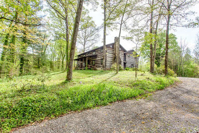 Knoxville Single Family Home For Sale: 12204 Yarnell Rd