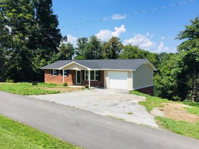 Tazewell Single Family Home For Sale: 1720 Boone Circle