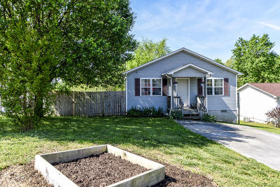 Maryville Single Family Home For Sale: 104 Bishop St