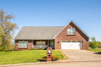 Greenback Single Family Home For Sale: 1132 Houston Springs Rd