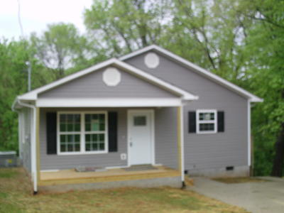 Knoxville Single Family Home For Sale: 2229 Aster Rd