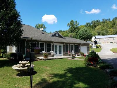 Jellico Single Family Home For Sale: 823 5th St