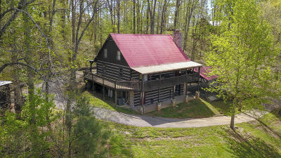 Blount County Single Family Home For Sale: 1008 Thompson Bridge Rd