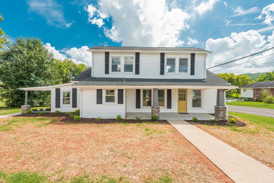 Knoxville Single Family Home For Sale: 5412 Tillery Rd