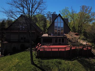 Sevierville Single Family Home For Sale: 1917 Dyke Nine Rd