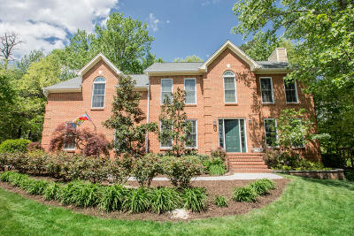 Knoxville Single Family Home For Sale: 1709 Claire Stevens Circle