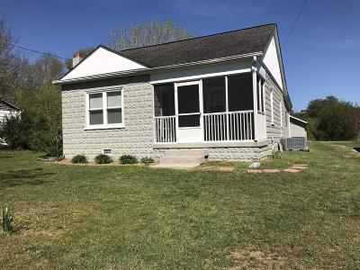 Knoxville Single Family Home For Sale: 432 Cash Rd