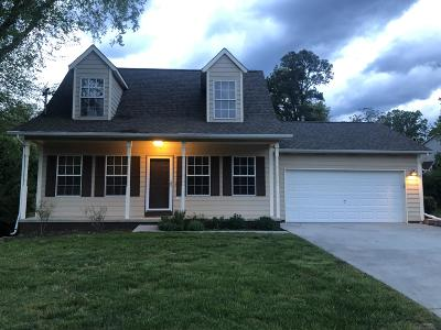Knoxville Single Family Home For Sale: 1903 Ridgepark Lane
