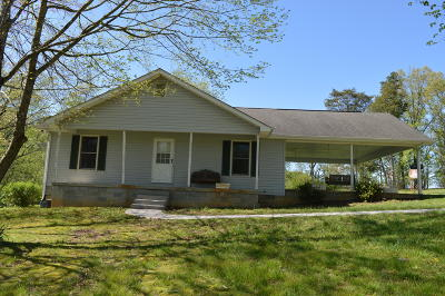 Knoxville Single Family Home For Sale: 8022 Seven Islands Rd