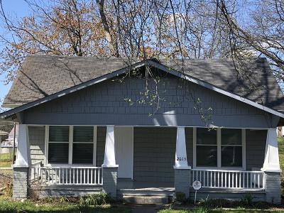 Knoxville Single Family Home For Sale: 2015 McCrosky Ave