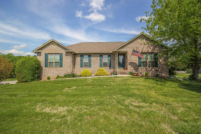 Maryville Single Family Home For Sale: 3119 Falcon Drive