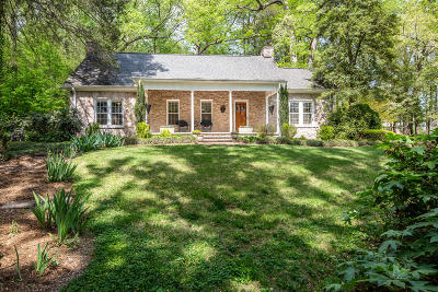 Knoxville Single Family Home For Sale: 5325 Shady Dell Tr