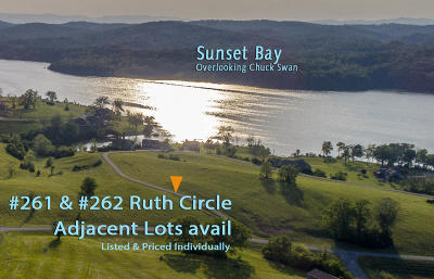 Sunset Bay Residential Lots & Land For Sale: Lot 262 Ruth Circle