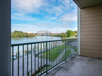 Knoxville Condo/Townhouse For Sale: 3001 River Towne Way #107