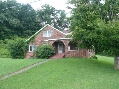 Tazewell Single Family Home For Sale: 1555 Highway 25e S