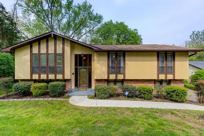 Knoxville Single Family Home For Sale: 1609 Coronada
