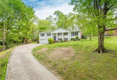 Roane County Single Family Home For Sale: 814 Staples Ave
