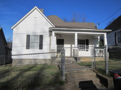 Knoxville Single Family Home For Sale: 1430 Harvey St