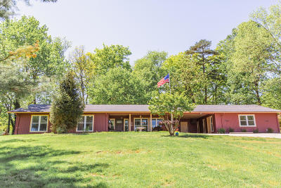 Knoxville Single Family Home For Sale: 7513 Glastonbury Rd