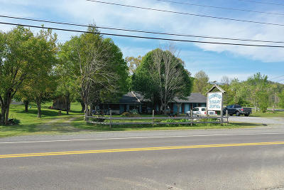 Sevierville Commercial For Sale: 3804 Wears Valley Road Rd