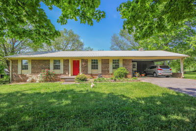 Blount County Single Family Home For Sale: 826 Old McGinley Drive