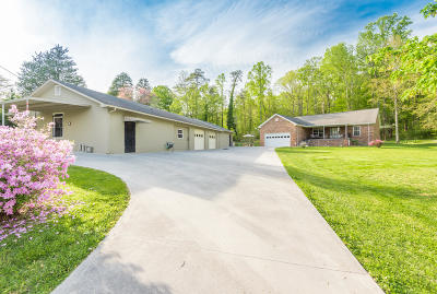 Knoxville Single Family Home For Sale: 8511 Millertown Pike