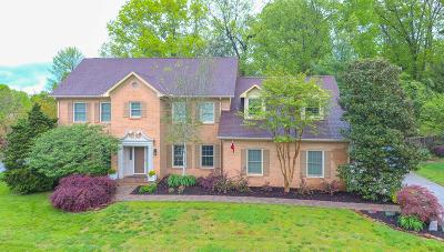 Knoxville Single Family Home For Sale: 308 Fruitwood Lane