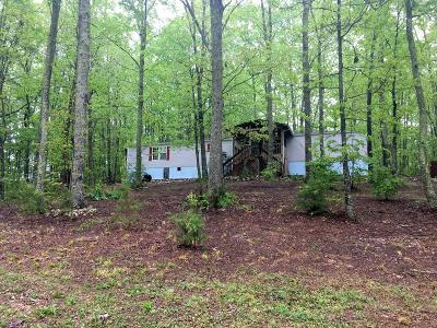 Single Family Home For Sale: 5032 Clay Hollow Rd