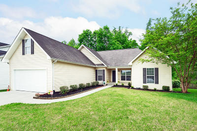 Single Family Home For Sale: 1549 Armiger Lane