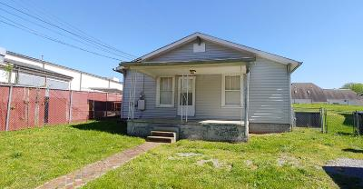 Knoxville TN Single Family Home For Sale: $43,900