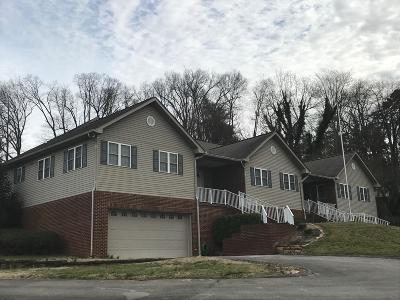 Hamblen County Condo/Townhouse For Sale: 708 Forest Drive Drive