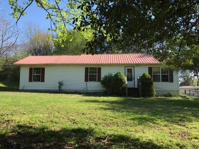 Roane County Single Family Home For Sale: 2026 Bluff Rd