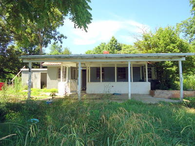 Sweetwater Single Family Home For Sale: 322 County Road 331