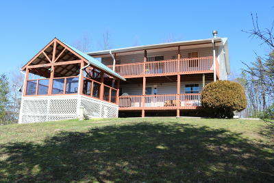 Sevier County Single Family Home For Sale: 4115 Suttons Rd
