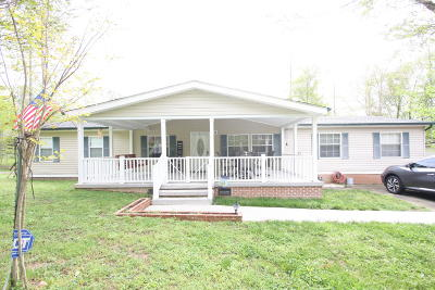 Anderson County Single Family Home For Sale: 156 Cutters Lane