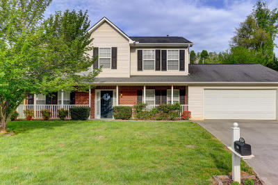 Knoxville Single Family Home For Sale: 1609 Wolverine Lane