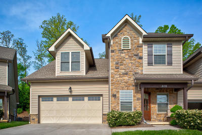 Knoxville Condo/Townhouse For Sale: 419 Cannon Point Way